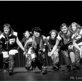 Hip Hop & Jazz Dance 2008 - The Moving Factory - Losone, Tessin 3