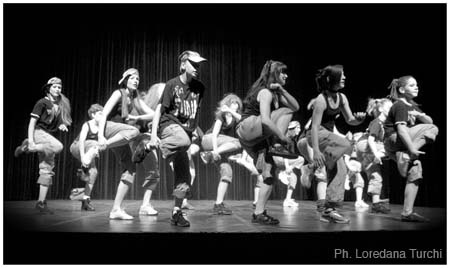 Hip Hop & Jazz Dance 2008 - The Moving Factory - Losone, Tessin 6