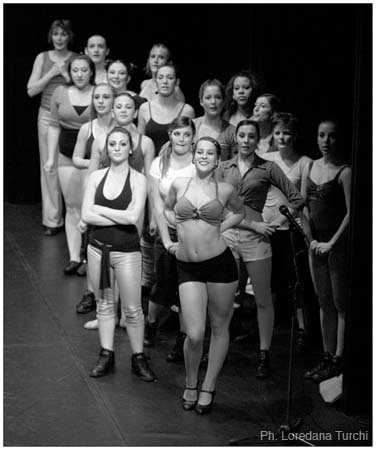 A Chorus Line 2008 - The Moving Factory - Losone, Tessin 1
