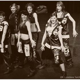 Hip Hop & Jazz Dance 2008 - The Moving Factory - Losone, Tessin 1