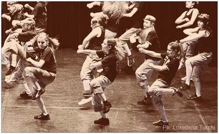 Hip Hop & Jazz Dance 2008 - The Moving Factory - Losone, Tessin 2