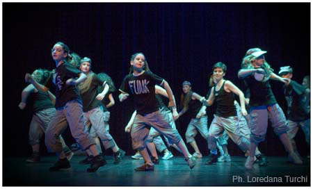 Hip Hop & Jazz Dance 2008 - The Moving Factory - Losone, Tessin 5